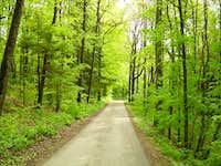Hiking in Schaffhausen