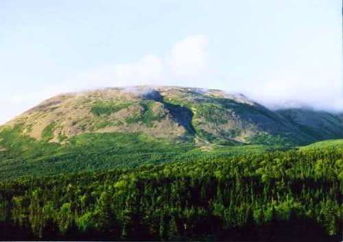 Gros Morne Mountain.