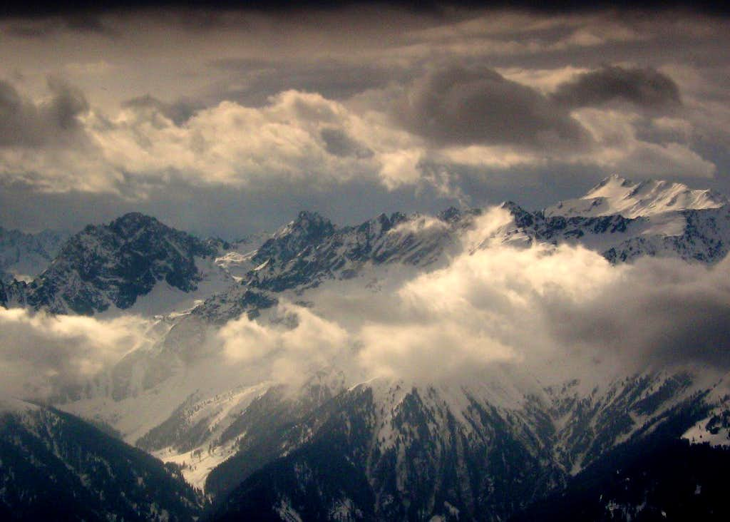 Otztaler World of Clouds...