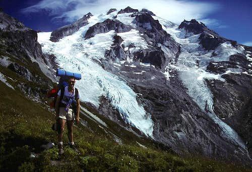 Approah to Glacier Peak