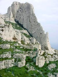 Calanques - view of La Grande...