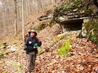 Thanksgiving weekend trip above Mammoth Cave
