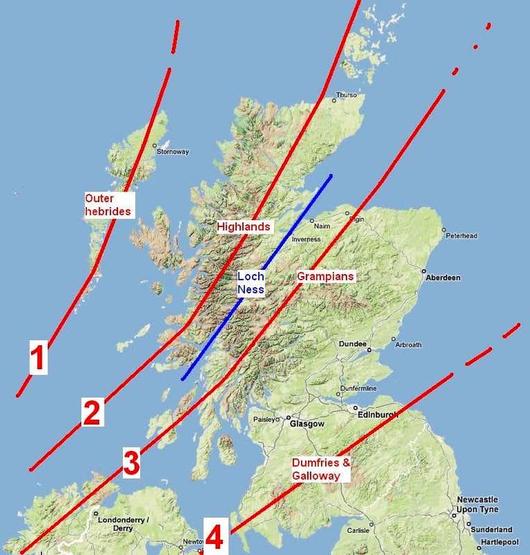 Scotland Photos Diagrams Topos Summitpost