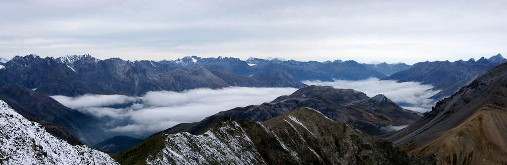 Grischun Mountains