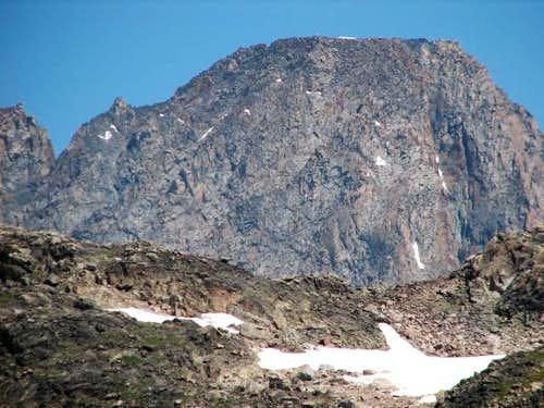 Granite Peak, 2008