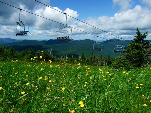 Sugarloaf Chair Lift