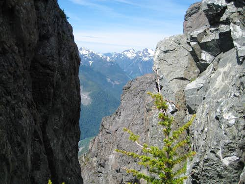 West Face Gully