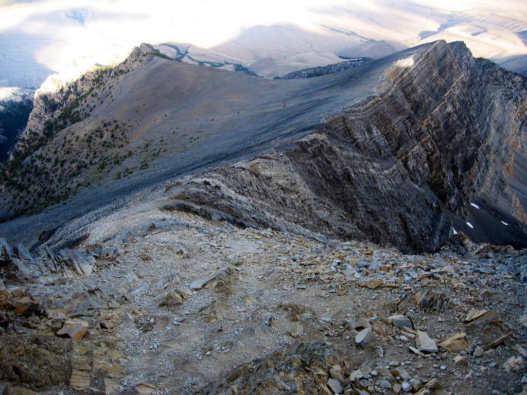 Borah Peak Trail