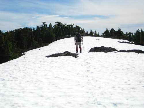 Upper South Ridge