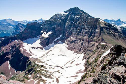 Mount James