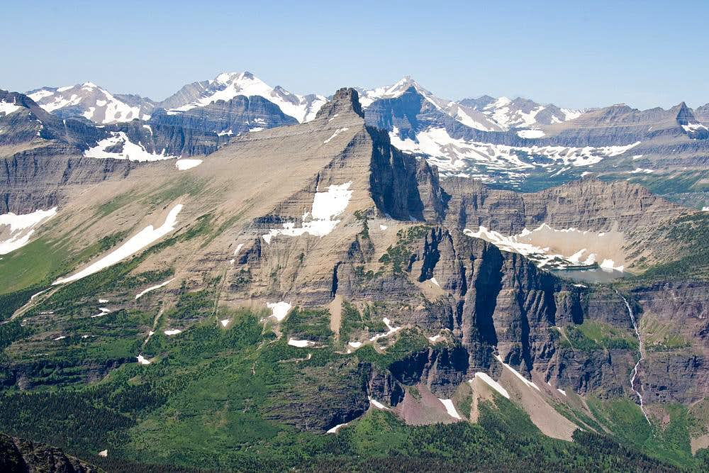 Quintessential Glacier National Park...
