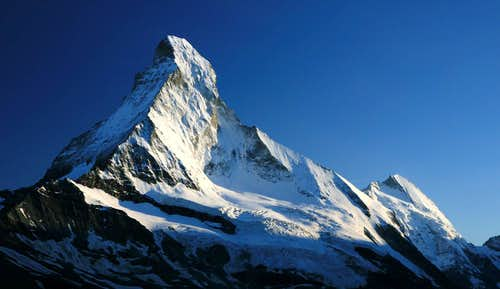 Matterhorn in Late Afternoon Light