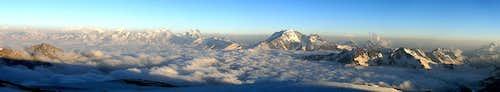The Main Caucasus Ridge