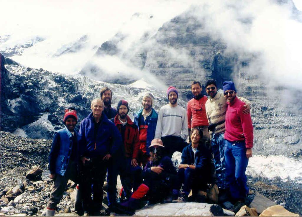 1994 Southern California Expedition to Dhaulagiri