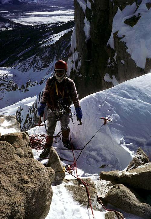 Summit, Third Pillar of Dana Plateau