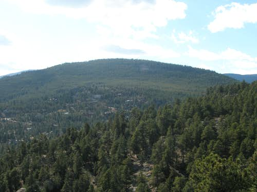 Evergreen Mountain