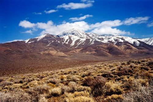 March 2, 2001 Wildrose Peak...