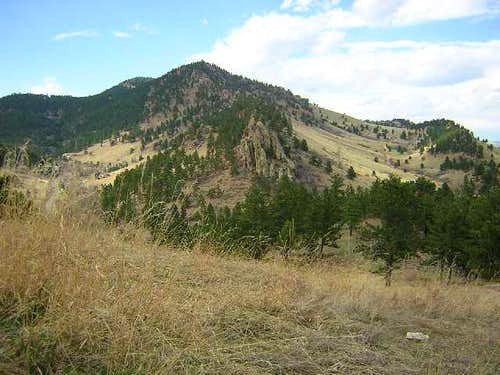 Mount Sanitas Trailhead