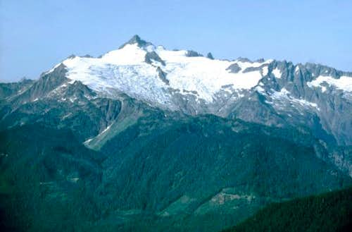 Mt. Shuksan as seen from the...