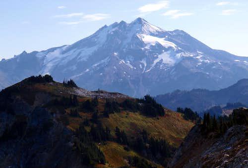 Remote Glacier Peak