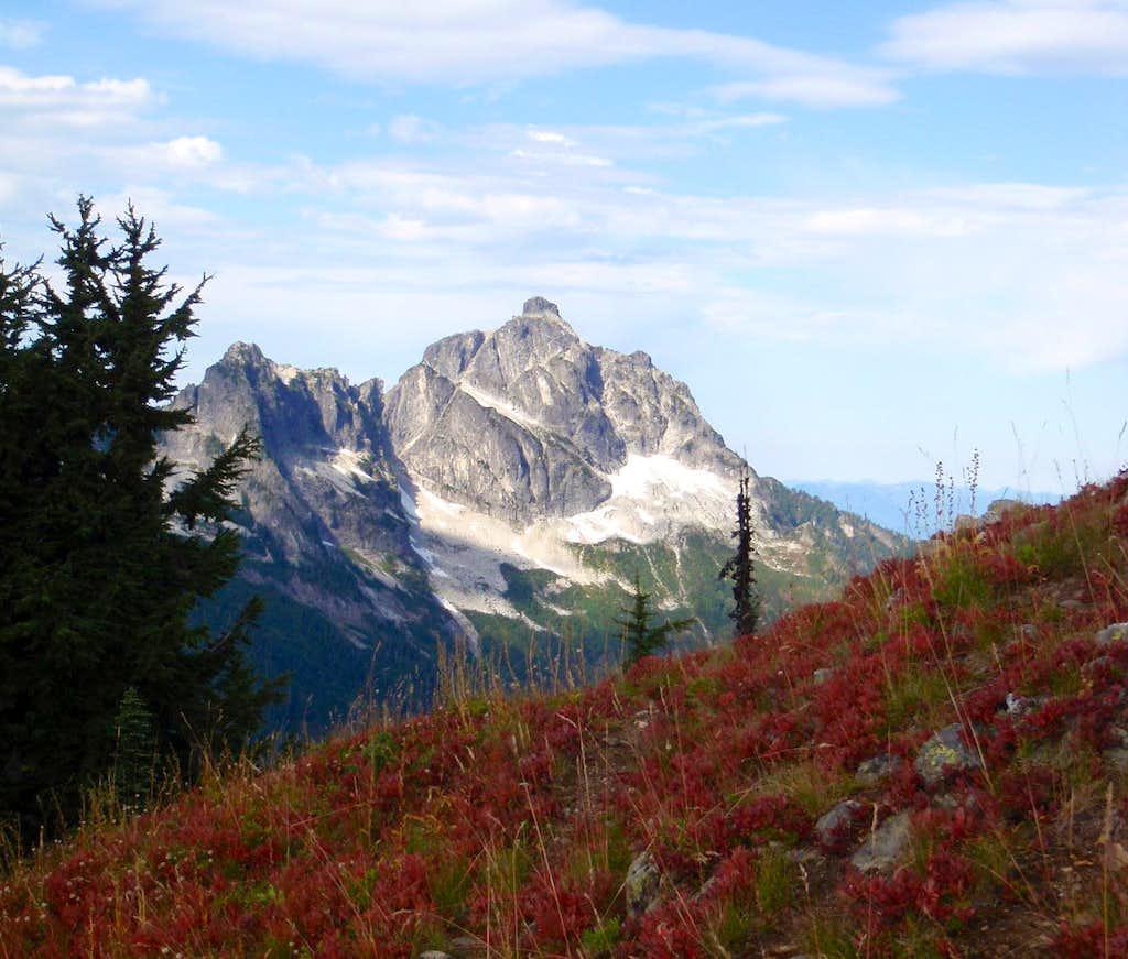Mount Pugh in Fall