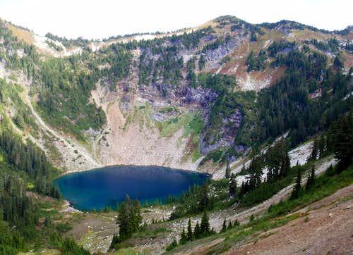 Breccia Peak