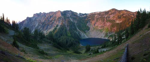 Round Lake Panorama