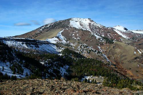 Warner Mountains