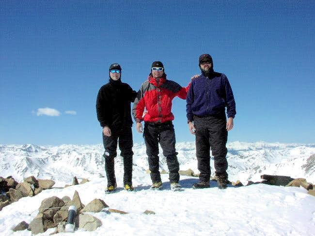 Vernal Equinox on Mt Elbert