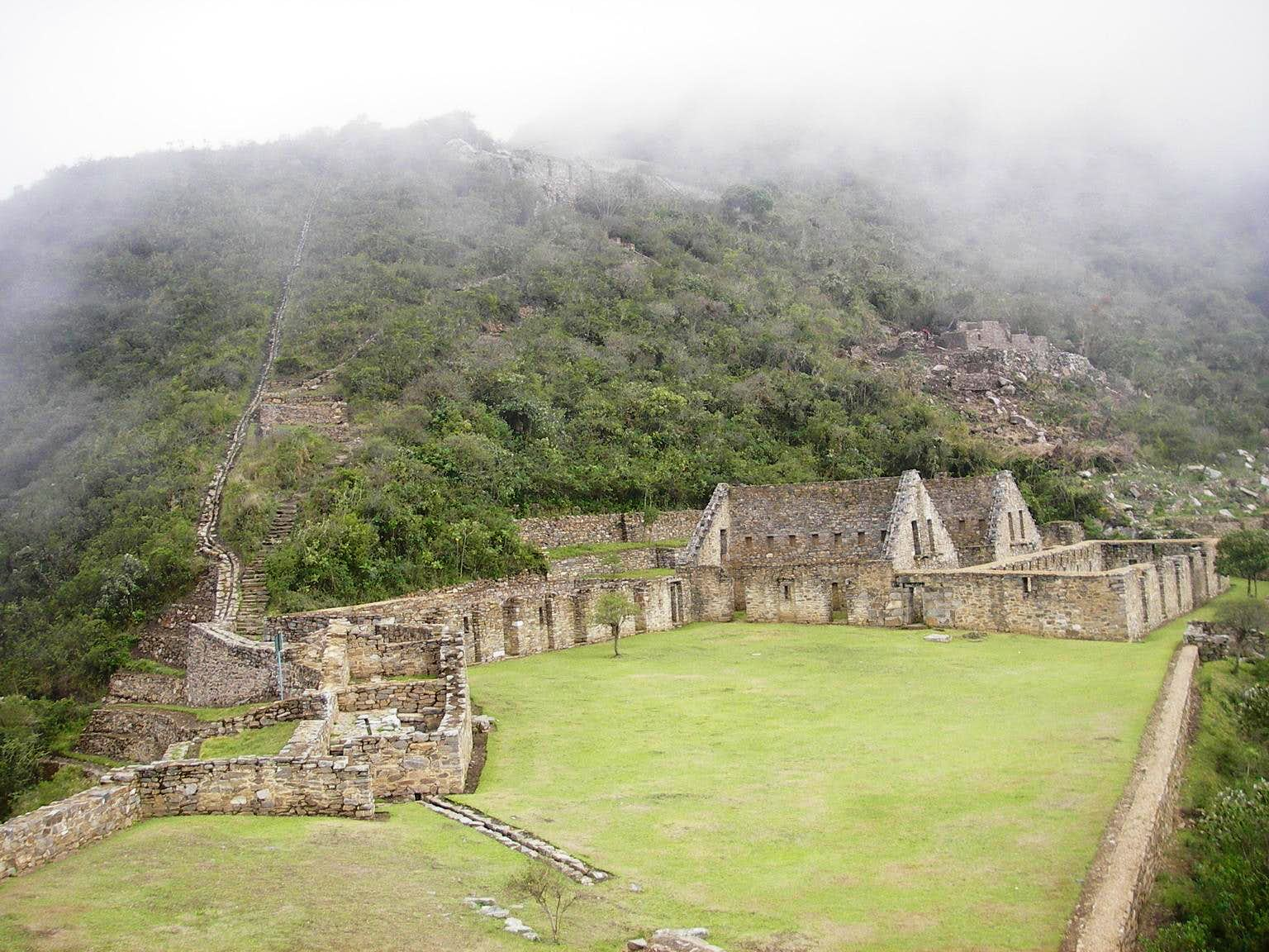 Choquequirao - Machu Picchu In Five Days