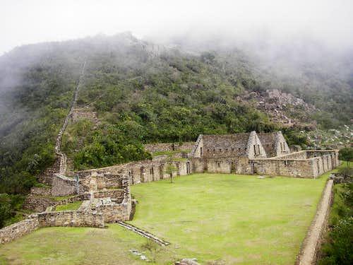 Choquequirao - Machu Picchu In Five Days