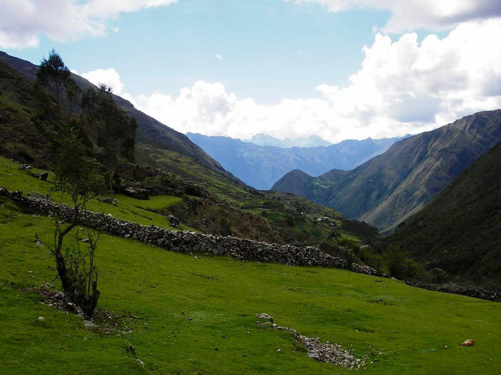 Yanama Valley