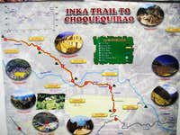 Cachora to Choquequirao