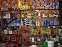 A Well Stocked Store in La Playa