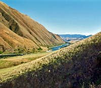 Lower Salmon River Canyons (ID)