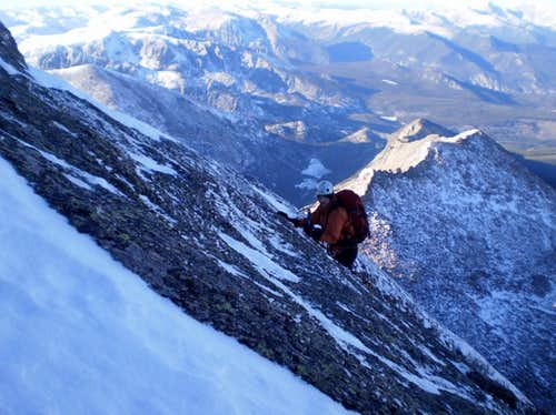 Full Traverse of Longs Peak