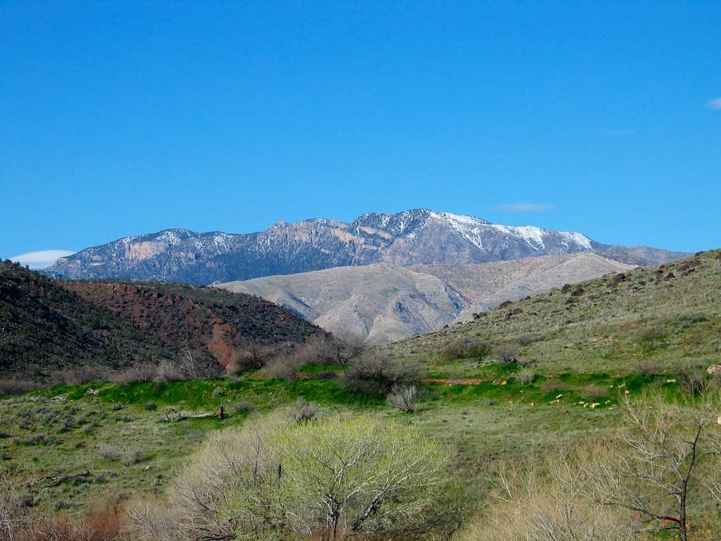 West Mountain Peak