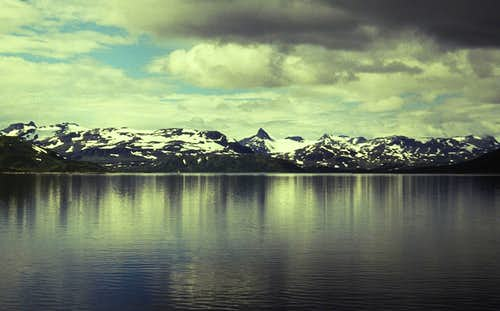 Lake Tyin