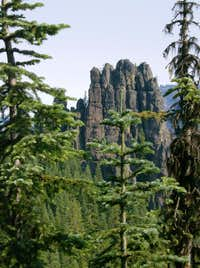 Castle Rock (SW Oregon)