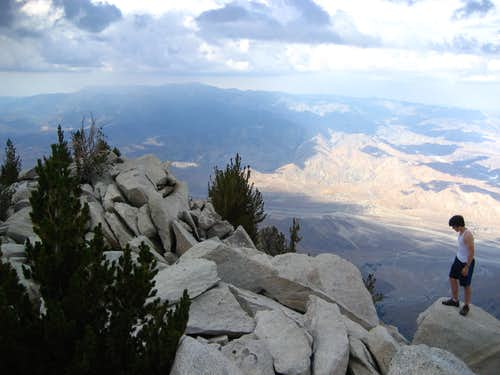 Summit of Mt. San Jacinto