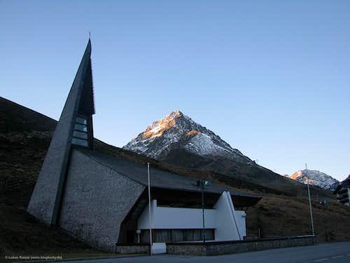 Church of Kühtai