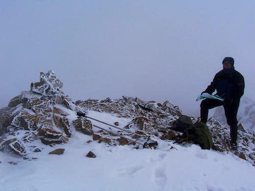 Missouri Mountain (Colorado) December 6 2008