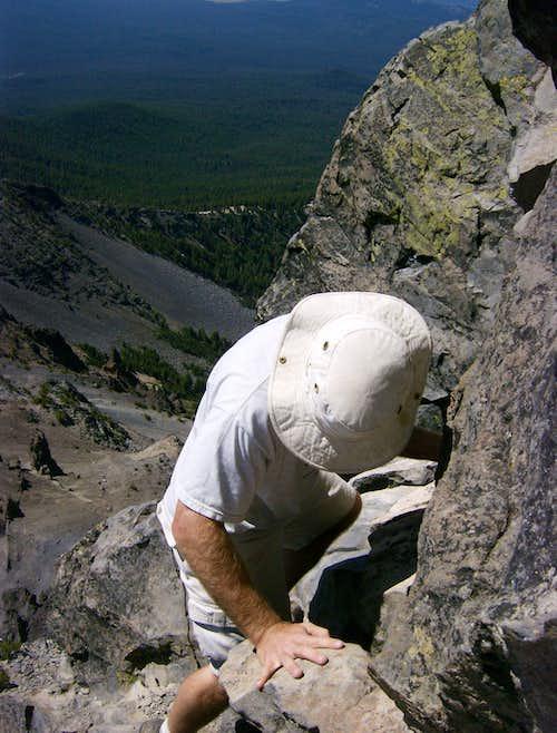 Mt Thielsen '08