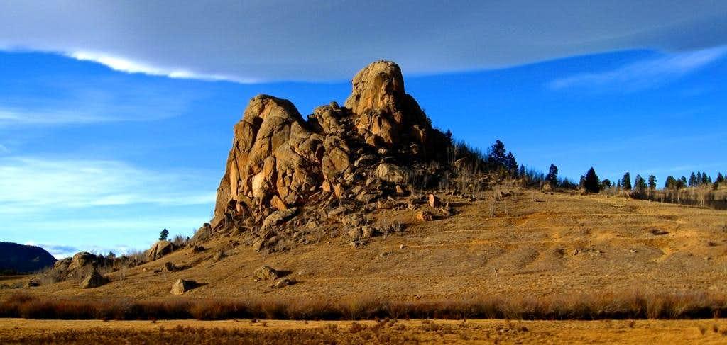 Castle Rock Gulch Spire