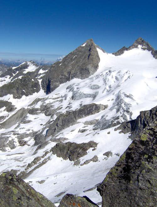 Wildgerlosspitze, 3.280m