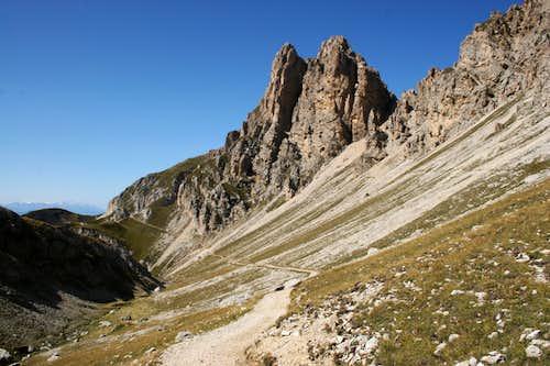 Tschamin Valley