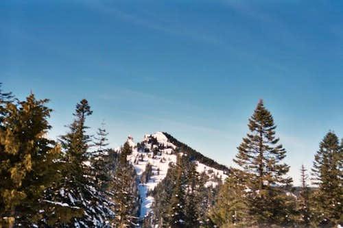 Iron Mountain in January, 2004