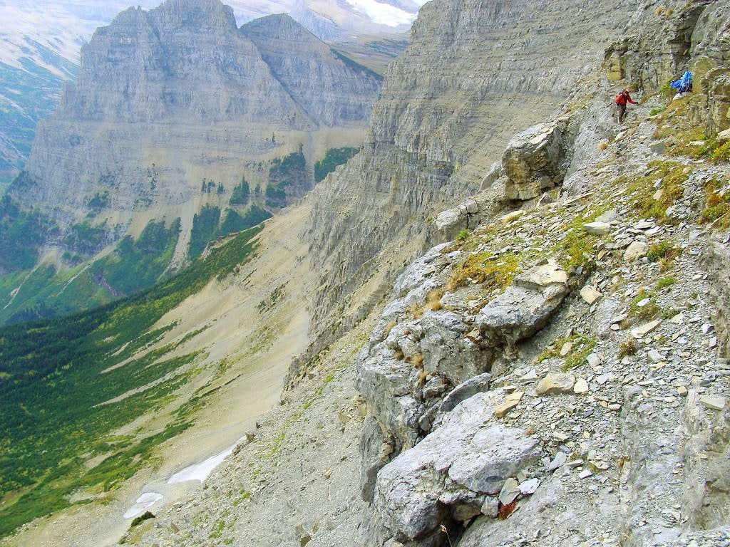 The Stoney Indian Peaks traverse