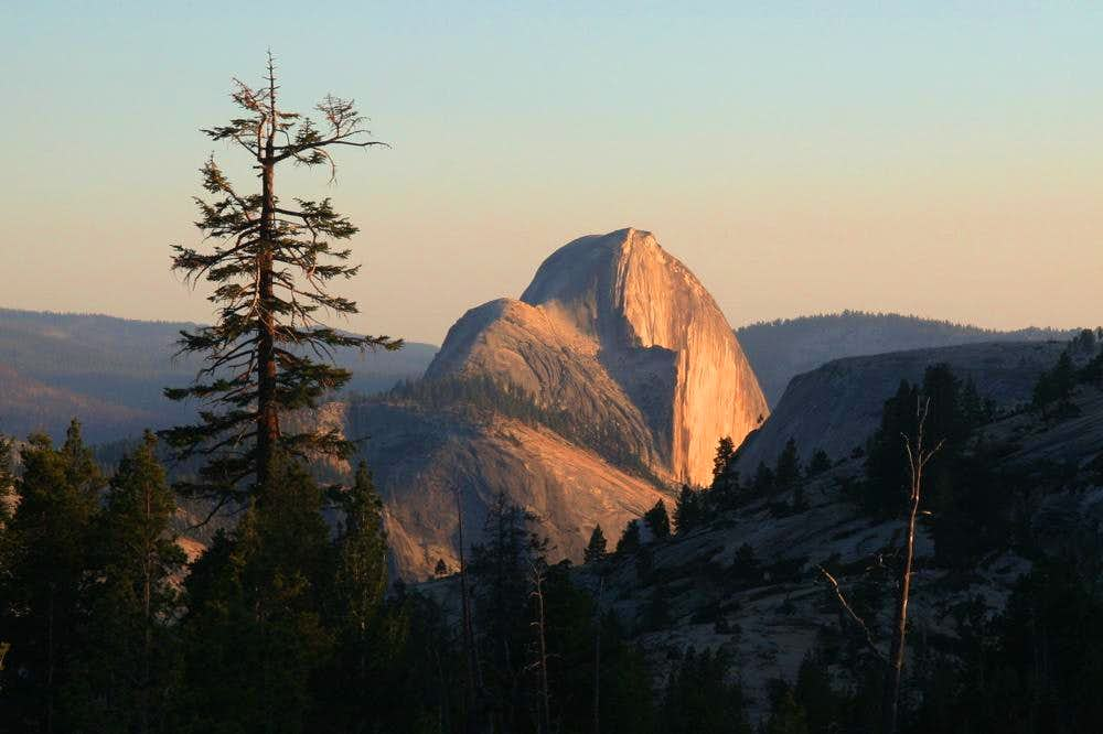 2 weeks in Yosemite: Half Dome, Sentinel, Middle Cathedral, and more