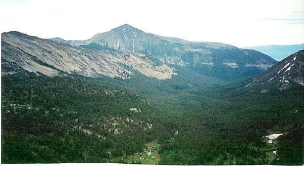 Views from McGlaughlin Peak...